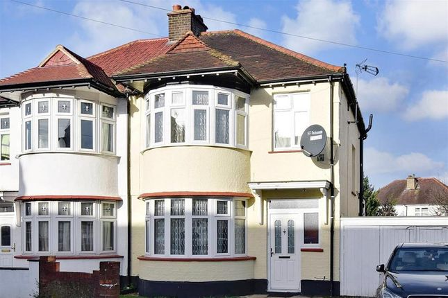 Thumbnail Semi-detached house for sale in East Avenue, Wallington, Surrey