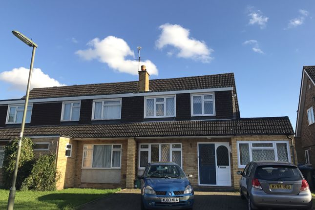 Thumbnail Property to rent in Nobles Way, Egham, Surrey