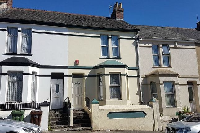 Thumbnail Property for sale in Ferndale Avenue, Plymouth