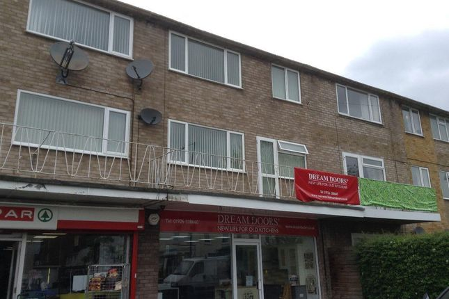 Thumbnail Maisonette to rent in Rugby Road, Leamington Spa