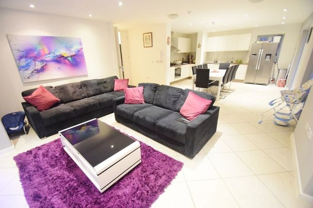 Thumbnail Property to rent in Latymer Gardens, Wickliffe Avenue, London