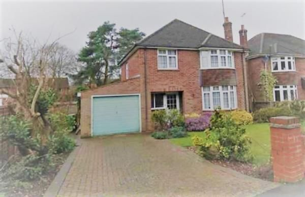 Thumbnail Detached house for sale in College Close, Camberley
