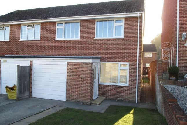 Thumbnail Semi-detached house to rent in Cypress Drive, Yeovil