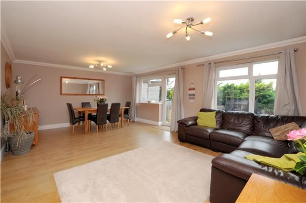 Thumbnail Detached house for sale in Higher Drive, Purley, Surrey