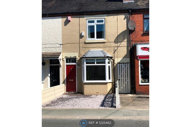Thumbnail Terraced house to rent in Talke Road, Alsager, Stoke-On-Trent