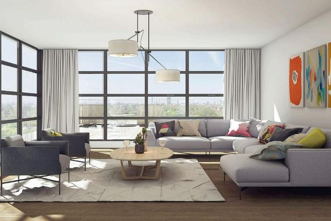 Thumbnail 1 bed flat for sale in Arden Court, 4 Page's Walk, Bermondsey, London