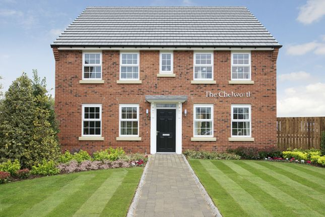 """Thumbnail Detached house for sale in """"Chelworth"""" at Yafforth Road, Northallerton"""