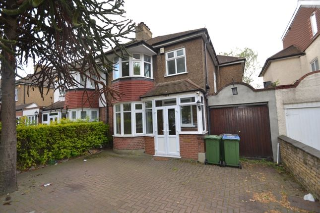Thumbnail Semi-detached house to rent in Shooters Hill Road, London