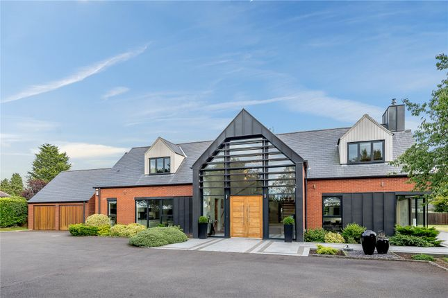 Thumbnail Detached house for sale in Cotgrave Road, Normanton On The Wolds, Nottingham