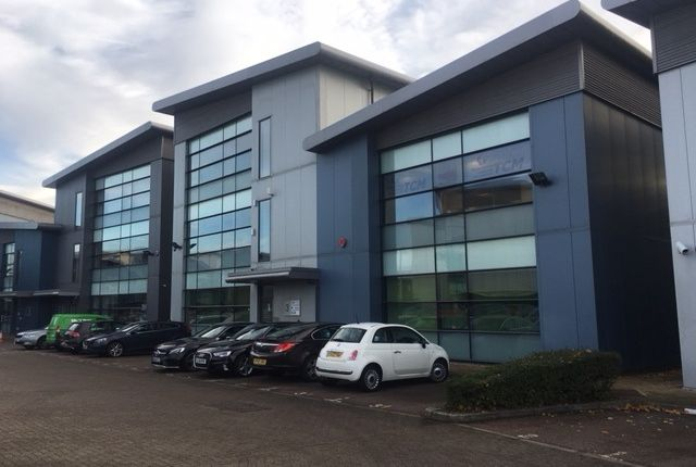 Thumbnail Office for sale in Broadhall Way, Stevenage