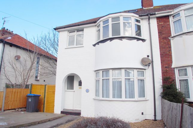 Thumbnail Property to rent in Meadow Road, Worthing
