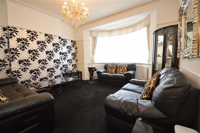 Thumbnail Semi-detached house for sale in Canterbury Avenue, North Ilford