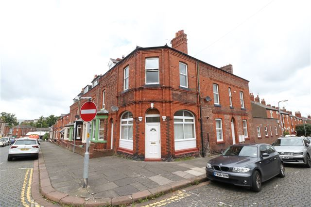 Thumbnail Flat for sale in Ashley Street, Carlisle, Cumbria