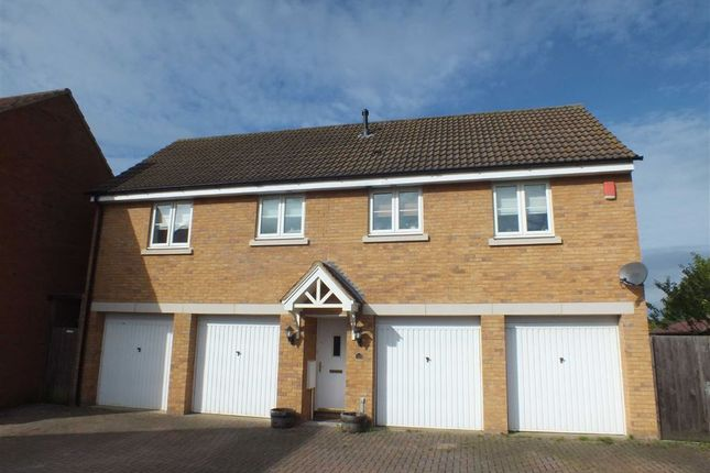 Thumbnail Flat to rent in Thestfield Drive, Staverton Marina, Trowbridge, Wiltshire