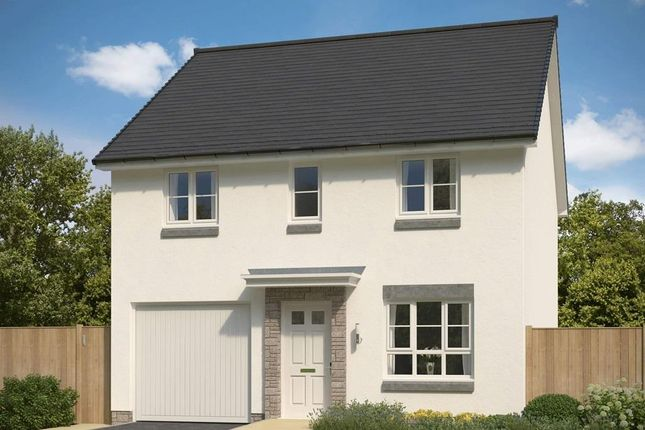 "Thumbnail Detached house for sale in ""Glenbuchat A"" at Park Place, Newtonhill, Stonehaven"