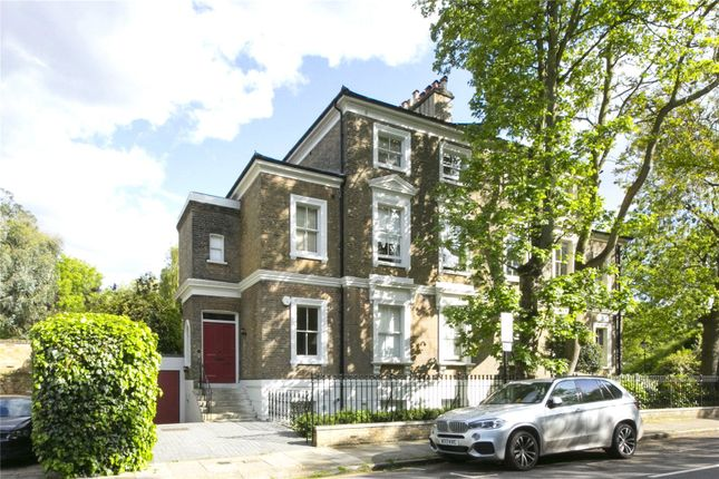 Thumbnail Semi-detached house for sale in Alwyne Road, Canonbury, London