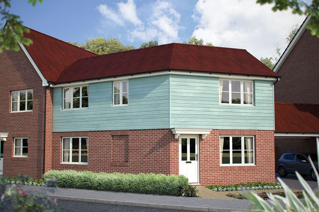 """Thumbnail Property for sale in """"The Woodcote"""" at Dragonfly Lane, Cringleford, Norwich"""