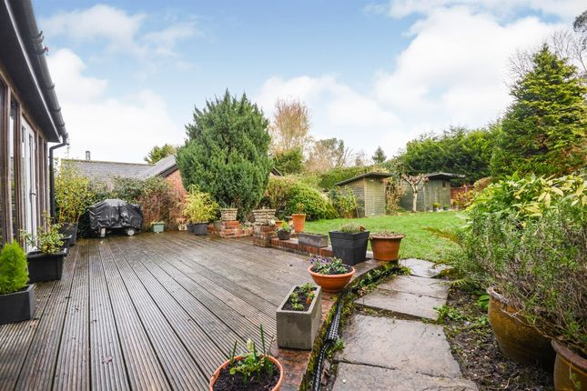 Detached house for sale in Morgans Vale Road, Redlynch, Salisbury