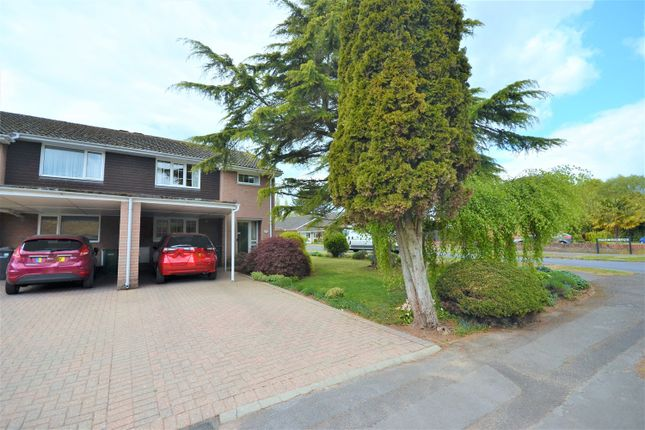 Thumbnail Property for sale in Brookside Way, West End, Southampton