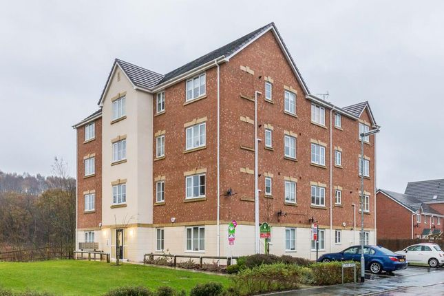 Thumbnail Flat to rent in Clover Grove, Leek