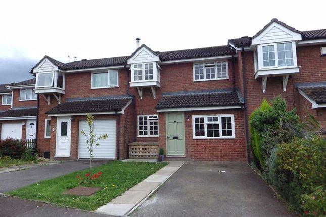 Thumbnail Terraced house for sale in Great Meadow Road, Bradley Stoke, Bristol