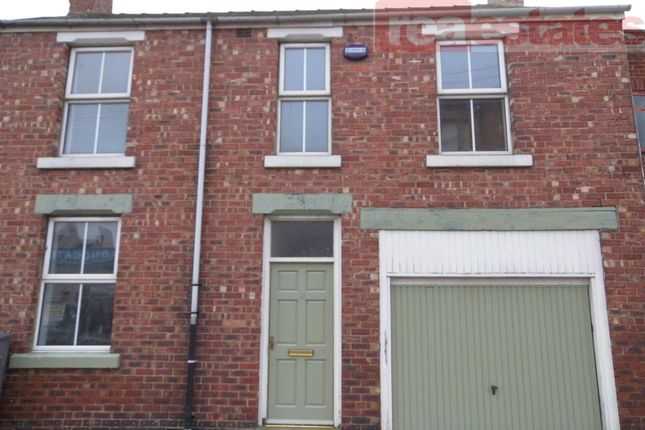 Thumbnail Terraced house to rent in North Bondgate, Bishop Auckland