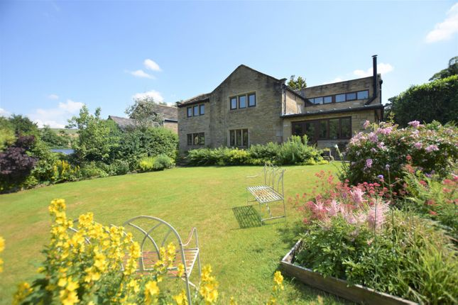Thumbnail Detached house for sale in New Mills Road, Birch Vale, High Peak