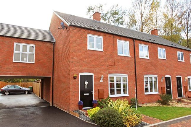 Thumbnail Terraced house to rent in The Dingle, Doseley, Telford