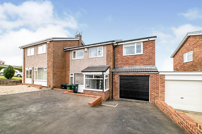 4 bed semi-detached house for sale in Herd Close, Blaydon-On-Tyne, Tyne And Wear NE21