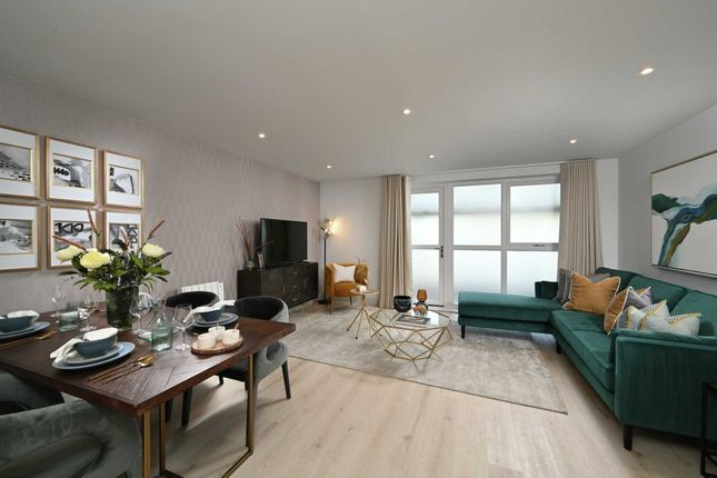 Thumbnail Flat for sale in The Paperyard, Albion Way, Horsham
