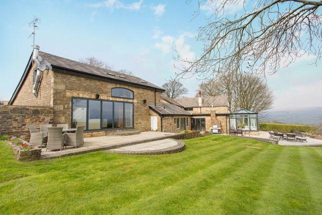 Thumbnail Detached house for sale in Turton Road, Tottington, Bury
