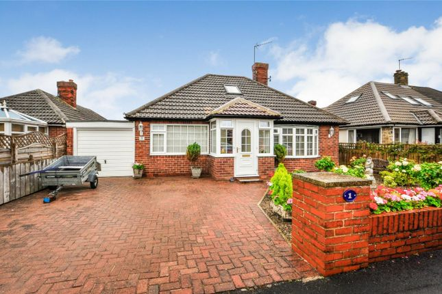 Thumbnail Detached bungalow for sale in Chantry Avenue, Upper Poppleton, York
