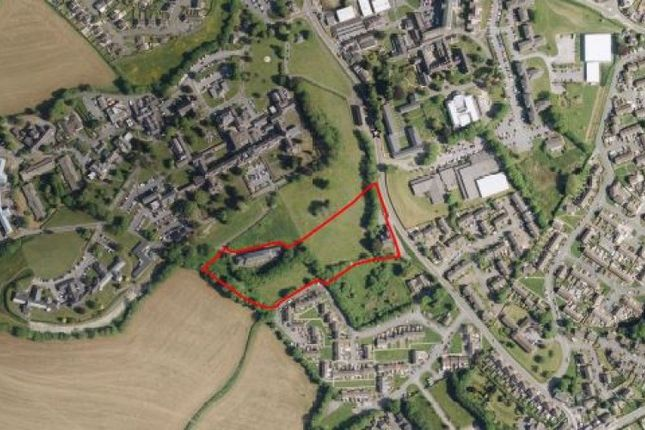 Thumbnail Land for sale in St Davids Park, Jobswell Road, Carmarthen