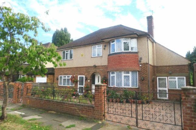 Thumbnail Detached house for sale in Pates Manor Drive, Bedfont, Feltham