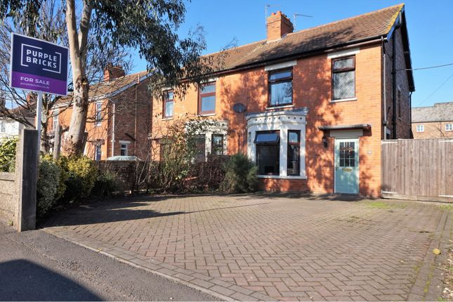 Thumbnail Semi-detached house for sale in Priory Bridge Road, Taunton