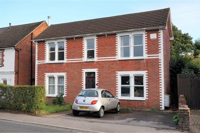 Thumbnail Detached house for sale in Fleet Road, Farnborough