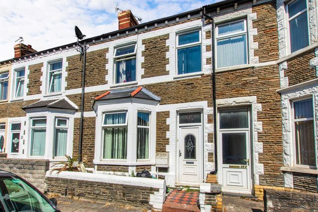 Thumbnail Terraced house for sale in Lower Morel Street, Barry