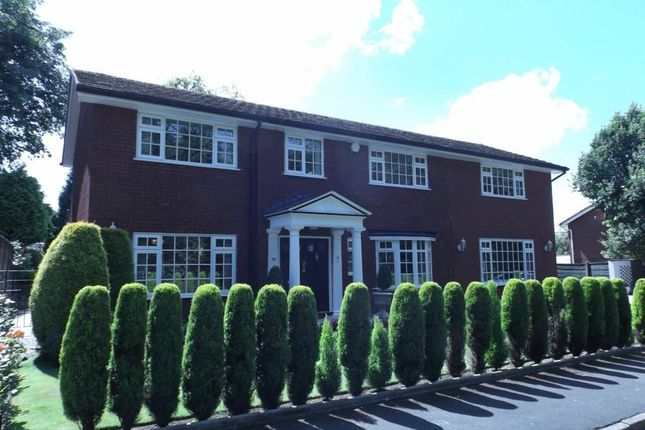 Thumbnail Detached house for sale in Turnberry Road, Heald Green, Cheadle