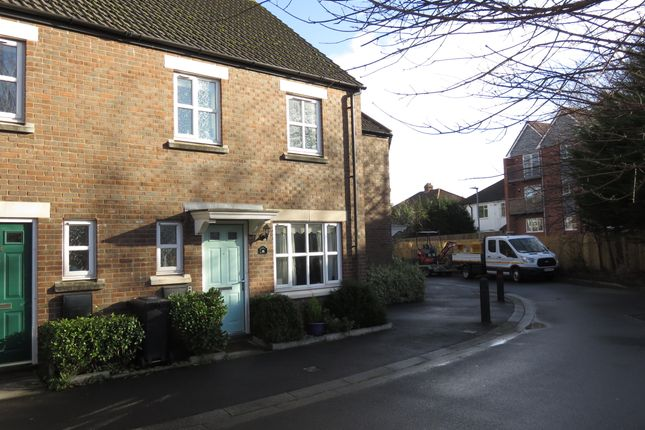 Thumbnail Terraced house for sale in Winters Field, Taunton