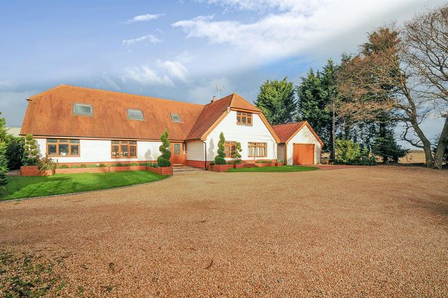 Thumbnail Detached house for sale in Orchard Nursery, Church Lane, Yapton