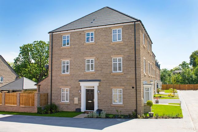 "Thumbnail Semi-detached house for sale in ""Drayton"" at Sandbeck Lane, Wetherby"