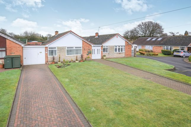 Thumbnail Bungalow for sale in Ludlow Close, Summer Hayes Estate, Willenhall