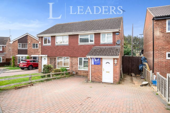 3 bed semi-detached house to rent in Cowgill Close, Northampton NN3