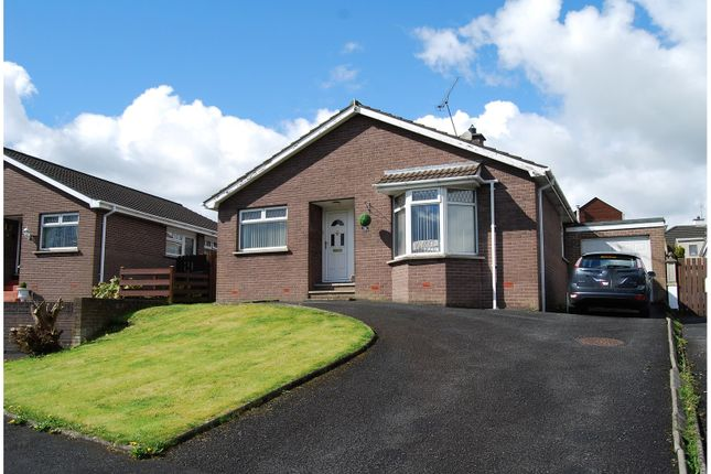 Thumbnail Detached bungalow for sale in Deans Walk, Richhill