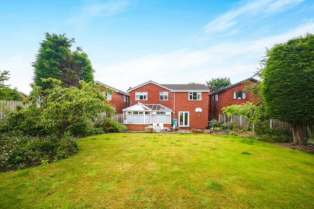 Thumbnail Detached house for sale in Glastonbury Drive, Middlewich