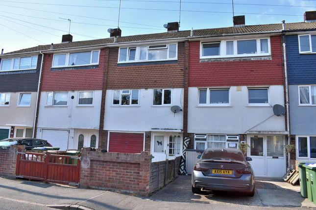Thumbnail Terraced house for sale in Caldy Road, Belvedere, Kent