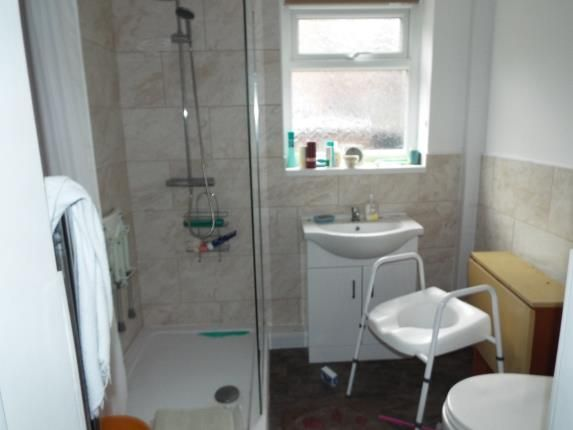 Shower Room of Haydn Avenue, Manchester, Greater Manchester, Uk M14
