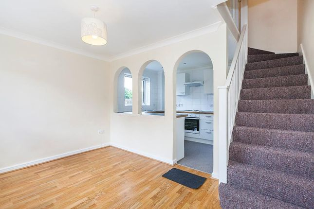 Thumbnail End terrace house to rent in Midship Close, Rotherhithe, London