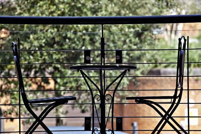 Balcony of Perpetual House, Station Road, Henley-On-Thames, Oxfordshire RG9