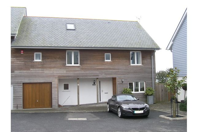 Thumbnail Semi-detached house for sale in Godolphin View, Camborne